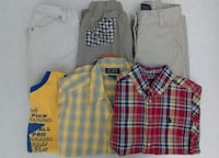 (123) Boys clothes from $5 Etobicoke