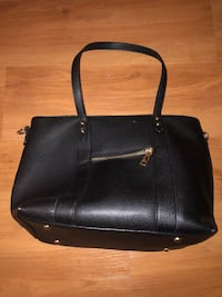 Black Bageek purse - PU leather