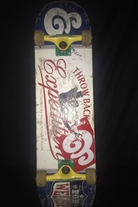 Expedition One Skateboard (Cash Only)