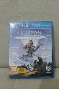 PS4 HORIZON ZERO DAWN COMPLETE EDITION Kentkoop Mahallesi, 06370