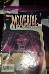 Wolverine 1rst edition Norman, 73026