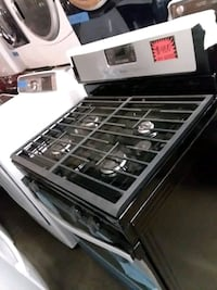 Whirlpool stainless steel stove gas brand new  Baltimore, 21223