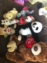 assorted TY Beanie Baby plush toys Plano, 75025