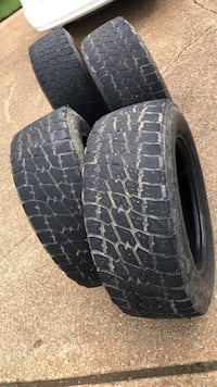 285/65/18 Nitto terra Grappler all terrain Brandon, 39047