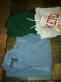 Men's Size Medium Clothing Lot  3 Pcs Great Condit