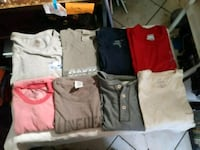 Mens used clothes M to 2xl, 36 &38 Mobile
