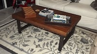 Solid wood coffee table MIAMIBEACH