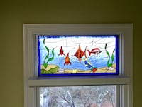 Transom Leaded Glass Highlands, 07732