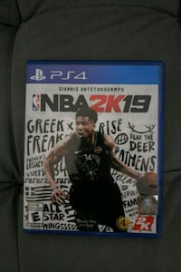 NBA 2K19 PS4 Innisfil, L9S 4Z4