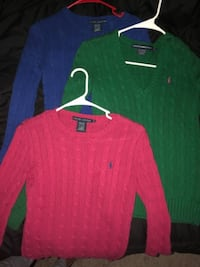 Ralph Lauren Polo Sweaters  WASHINGTON