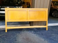 King size head bed board Dorval, H4Y 1H1