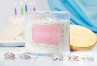 Charmed Aroma Birthday Cake Candle with Ring  Langley, V2Y 0E8