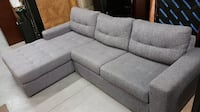 Grey Sectional Sofa