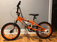 "16"" kids bicycle Germantown, 20874"