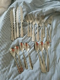 Quality stainless steel cutlery set 2279 mi