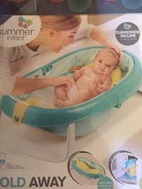 baby's white and blue Summer bather box Hagerstown, 21740