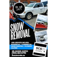 SCS SNOW REMOVAL RESIDENTIAL & COMMERCIAL Hamilton
