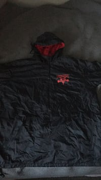 Brand new thrasher windbreaker with a liner inside  Langley, V3A 8K2