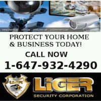 Security System Installation Services Toronto