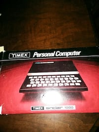 Timex Personal Computer (1982) Lithonia, 30038