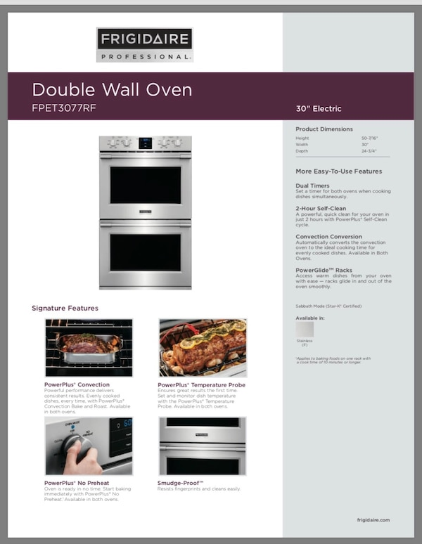 Used and new oven in New Orleans - letgo