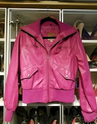 """Jacket """"NEW"""" Ladies Lg. Pink  Burnaby, V5A 4A5"""