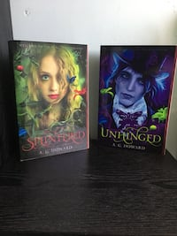 First two books in the series