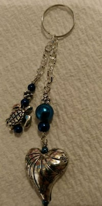 black and blue beaded necklace Portland, 97218