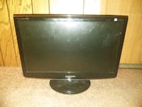 black Samsung flat screen TV High Point, 27263