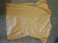 women's yellow scoop-neck shirt San Diego, 92154