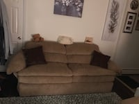 Recliner loveseat sofa bed South Amboy, 08879