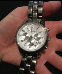 Michael Kors MK5414 stainless steel watch  Vaughan, L6A 1W9