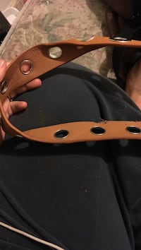 brown leather belt Greeneville, 37745
