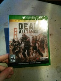 Dead Alliance day one edition Xbox one Summerville