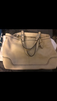 Coach leather tote bag Laurel, 20707