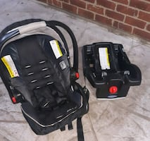 Graco Snug Ride 35 BRAND NEW!!! USED ONCE!!!