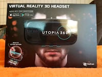 ReTrak VR 3D headset Winnipeg, R2P 0Z1
