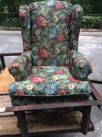 Wingback Chair Jacksonville