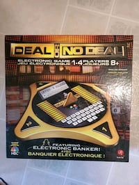 Deal or no deal game Edmonton, T5S 1T5