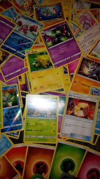 assorted Pokemon trading card collection Cleveland, 44105