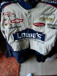 Jimmie Johnson Racing Jacket  Fargo, 58103