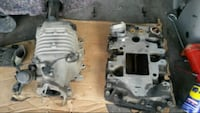 3800 motor supercharger and mount plate Las Vegas, 89156