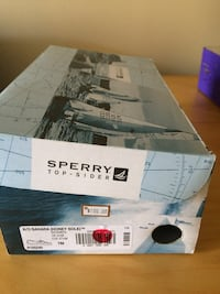 Sperry top-sider shoe box Calgary, T2N 4T4