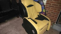 Accu touch massage chair used twice cost $5,000 , Washington, 20017