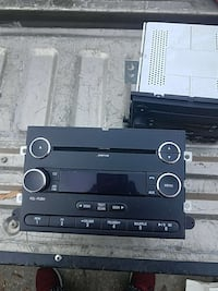 black 1-DIN head unit car stereo Alexandria, 22309