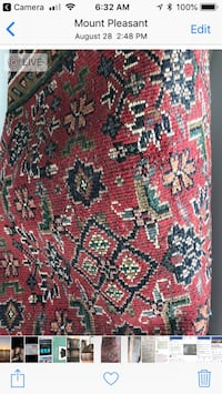red, black, and white textile Mount Pleasant, 29466