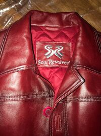 Soul Revolver Fight Club Jacket  Framingham, 01702