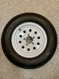 ST175/80D13 trailer tire NEW Ponchatoula, 70454