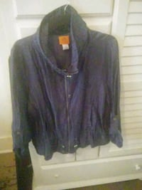 Size 16 women jacket blue Columbus, 31904