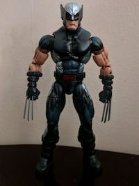 Marvel Legends X-force Wolverine Toronto